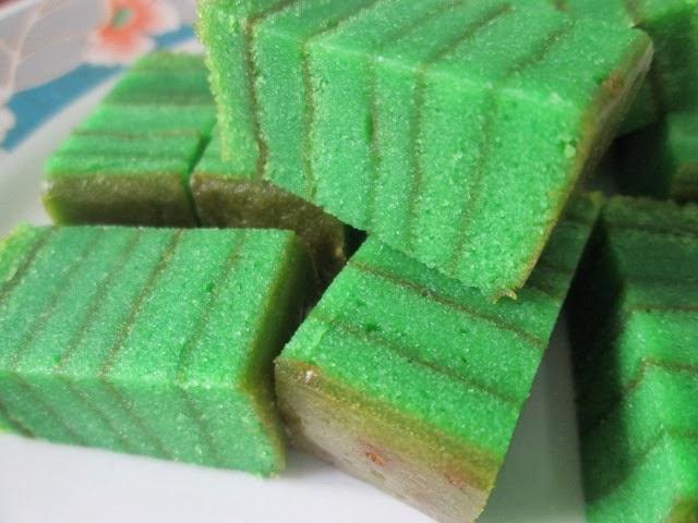 kek lapis,evergreen,cara buat kek lapis