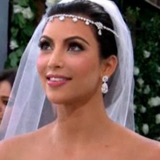 Kim Kardashian's Wedding Gowns to be sold