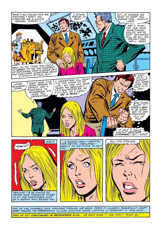 Captain America (1968) Issue #268 #183 - English 23