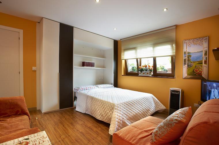 Alquiler de estudio apartamento en Asturias