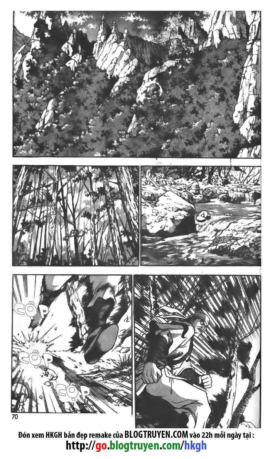 Hiệp Khách Giang Hồ trang 20