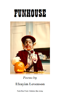 FUN HOUSE, Poems by Efrayim Levenson,  Poets Wear Prada, 2013