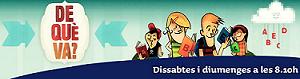 Programa del Club Súper 3 sobre llibres d'imaginació
