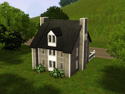 cutie cottage english sims 3