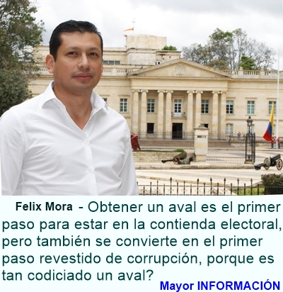 FUSAGASUGÁ: Las sombras tras el anhelado aval, primer pasó a la corrupción?