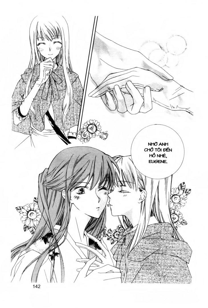 A Kiss For My Prince - Nụ Hôn Hoàng Tử Chapter 10 - Trang 10
