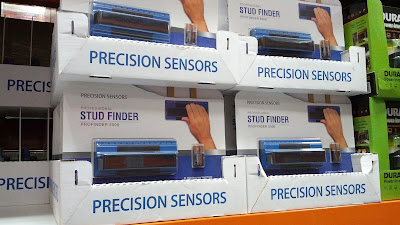 Precision Sensors Professional Stud Finder Profinder 5000 to find studs