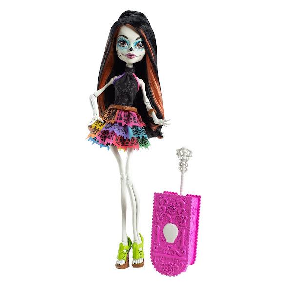 Monster High Skelita Doll