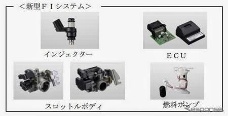 Perangkat Injeksi Keihin