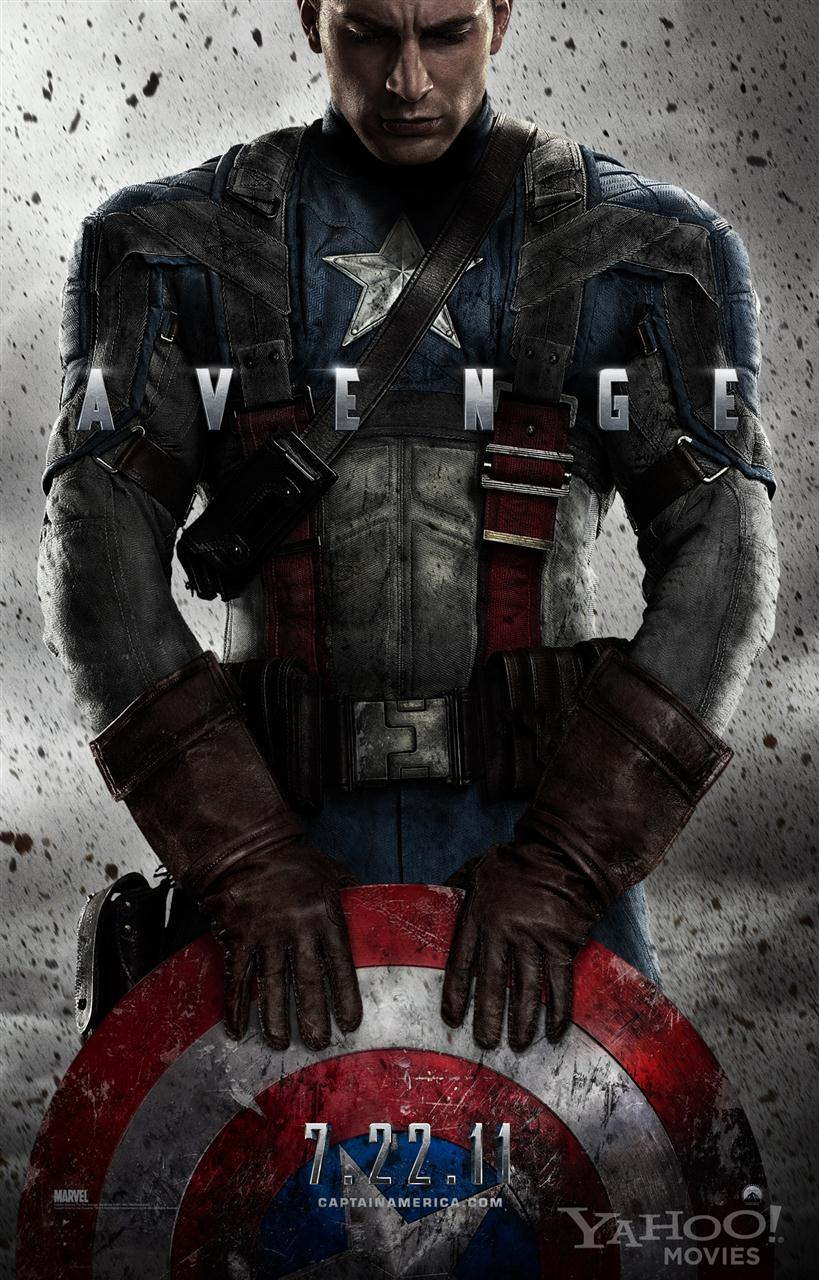 View movie posters some greatest movie posters from hollywood - Image captain america ...