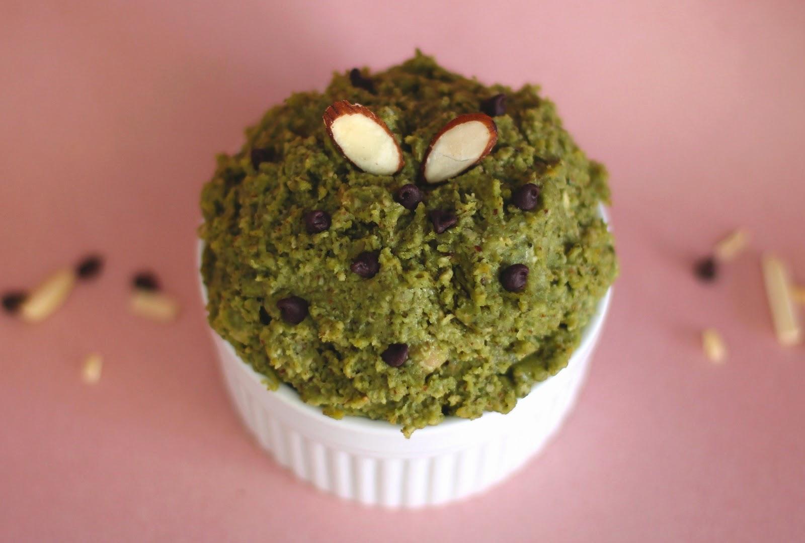 ... With Benefits Healthy Matcha Green Tea Shortbread Cookie Dough