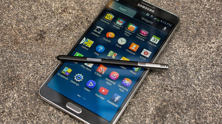 Snapdragon Processor Android samsung Galaxy note 3
