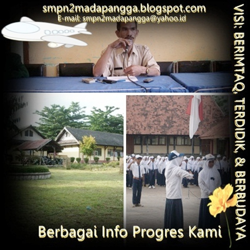 SMPN 2 Madapangga News