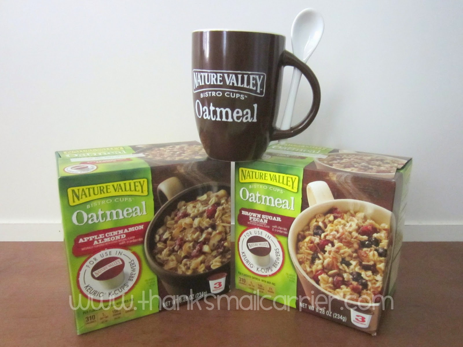 Nature Valley Bistro Cups