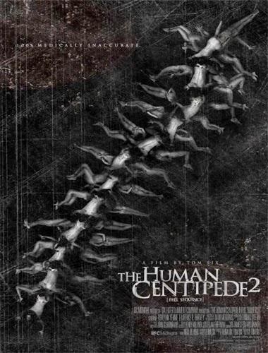 Ver El Cienpies Humano 2 (The Human Centipede 2) (2011) Online