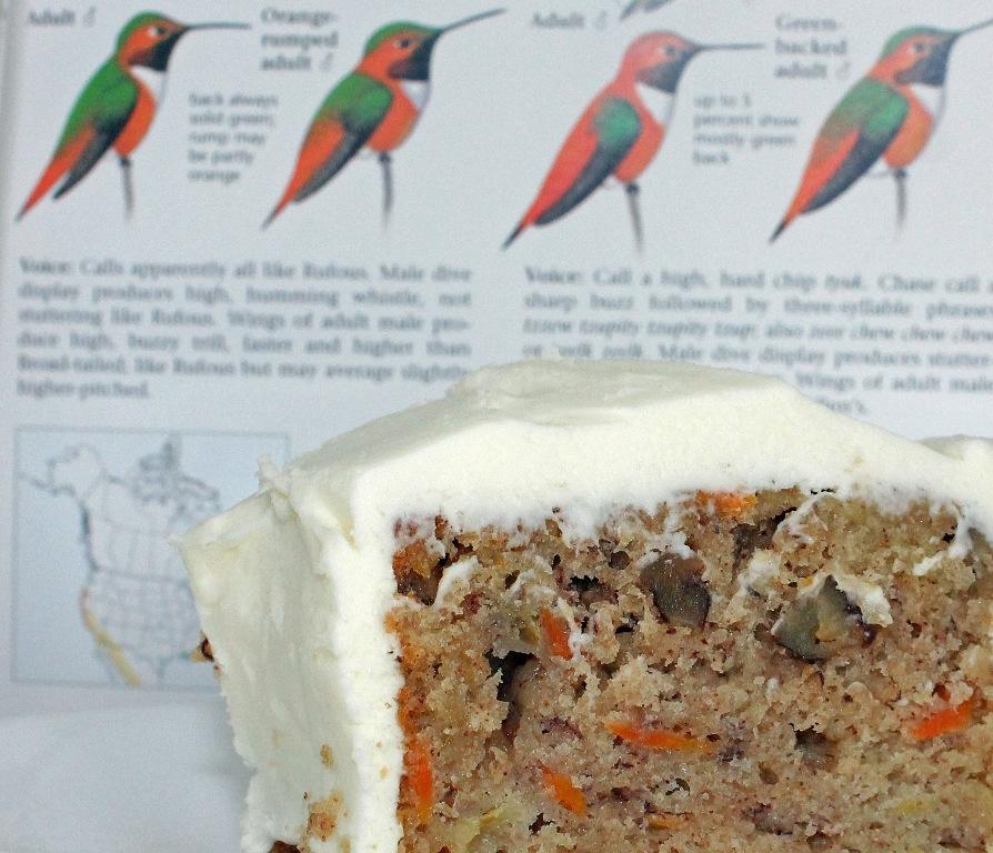 Can You Make Hummingbird Cake In Sheet Pan
