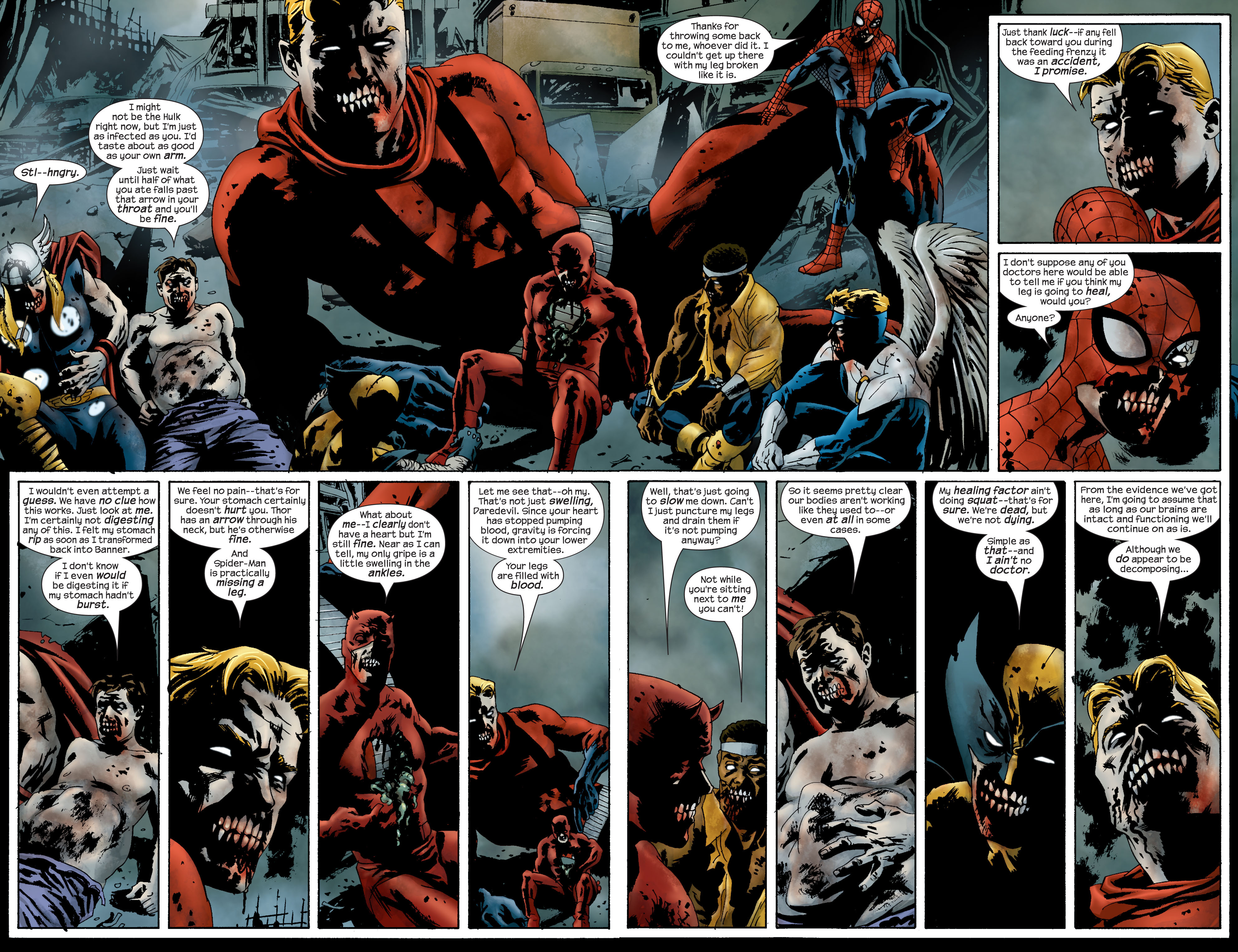 Marvel Zombies (2006) Issue #1 #1 - English 16