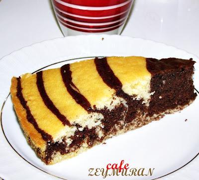 resimli zebra kek tarifi