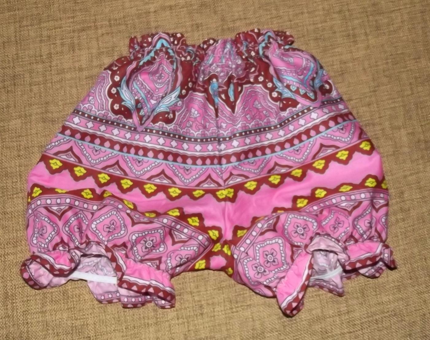 шорты для девочки