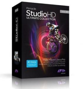 Pinnacle Studio HD v.15