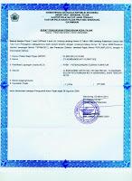 legalitas pkp perusahaan furniture semarang