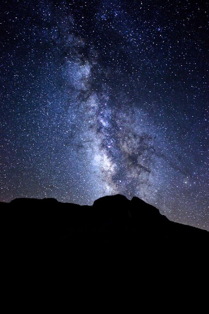 Cómo fotografiar estrellas perfectamente