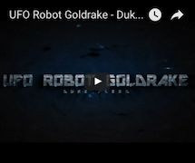 UFO Robot Goldrake – Duke Fleed – Episodio 2 [Prima visione]