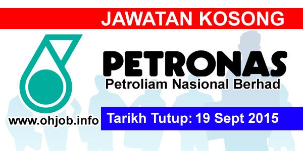 Jawatan Kerja Kosong Petronas ICT Sdn Bhd logo www.ohjob.info september 2015
