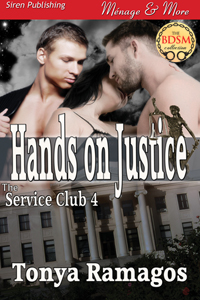 Hands on Justice by Tonya Ramagos