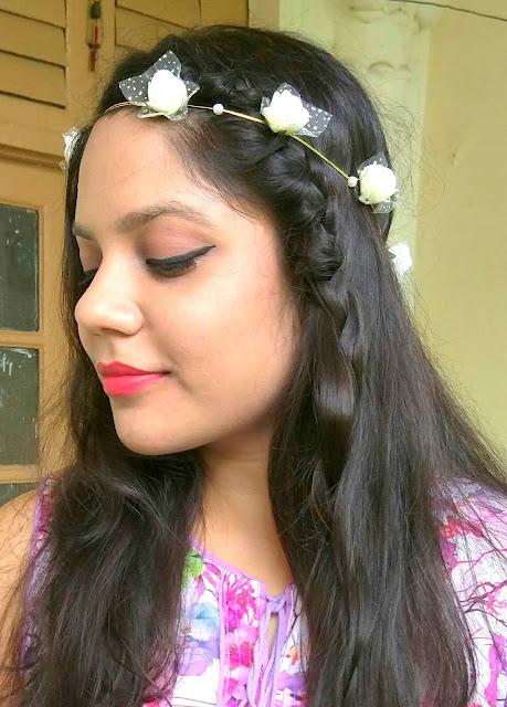 Lakme Absolute Matte Lip Pout-Victorian Rose