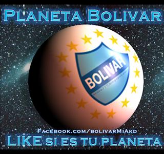 El mundo de Bolívar