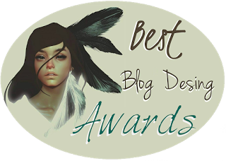 PREMIO BEST BLOG DESIGN AWARDS