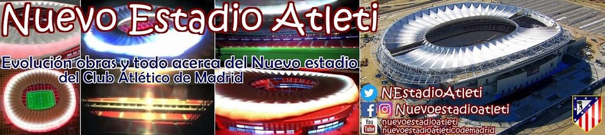 Nuevoestadioatleti: Nuevo estadio Club Atlético de Madrid (Wanda Metropolitano)