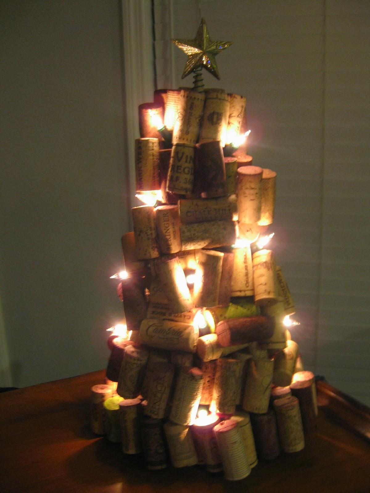 Excellent Christmassy Uses For Corks Vinspire