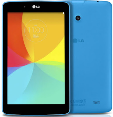 LG G Pad 8.0 complete specs and features