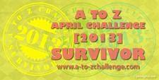 2013 Survivor!