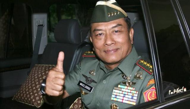 Panglima TNI Minta Pemprov DKI Lebarkan Jalan di Depan Mabes TNI
