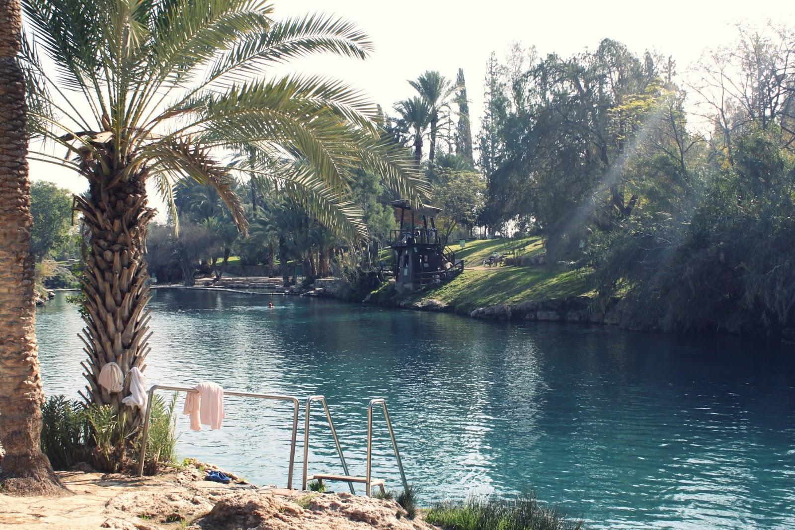 Israel Gan Hashlosha One Of The Most Beautiful Places In The World