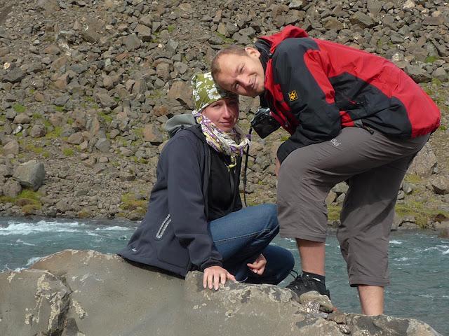 Kartki z Podróży - Kocewiak - Islandia
