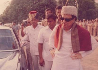 'Makkal Thilagam' MGR 7