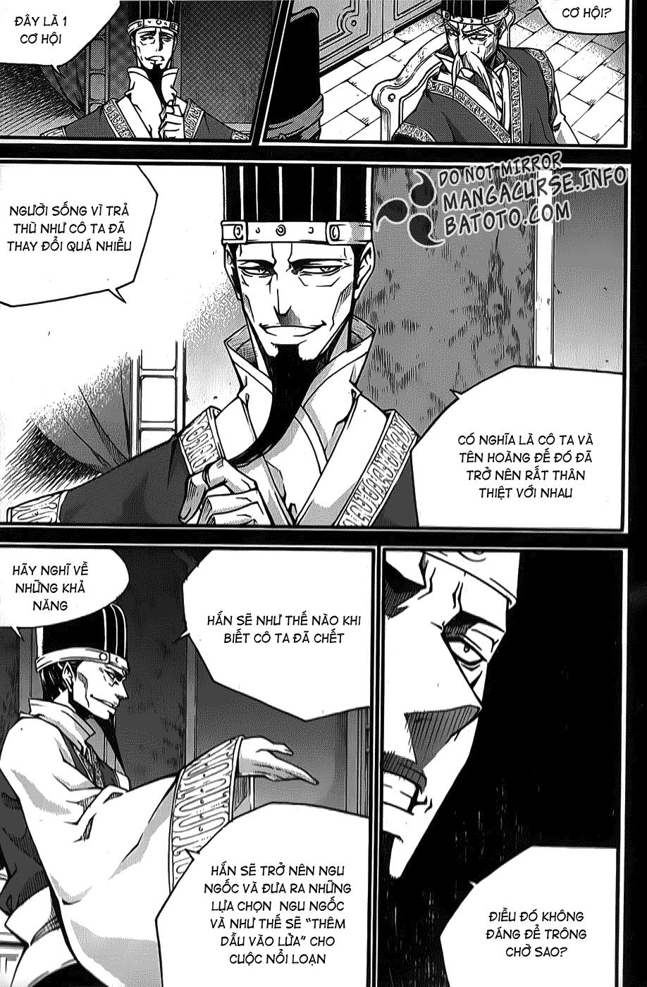 Witch Hunter – Thợ Săn Phù Thủy chap 65 Trang 21 - Mangak.info