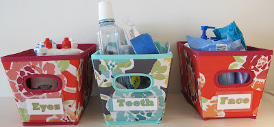 Nautical by Nature blog | Organizing: DIY Labels