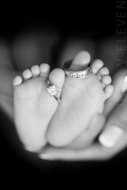Photos pieds de bébés