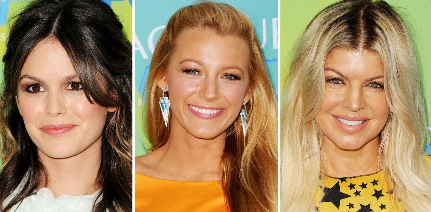 teen choice3 As melhores maquiagens do Teen Choice Awards 2011
