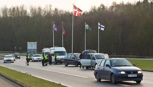 Οι χώρες της Ευρώπης κάνουν κουρελόχαρτο την συνθήκη Σέγκεν λόγω λαθρομεταναστών!
