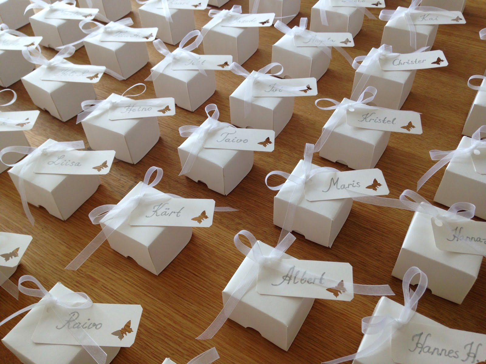 Kera Softwear Wedding Favor Gifts Check