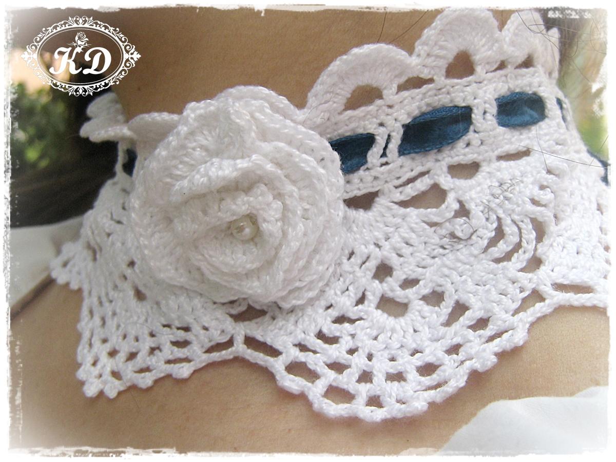 La buhardilla de Kassandra: Delicias al crochet