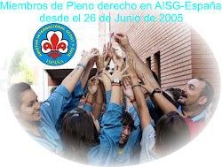Miembros de AISG-España