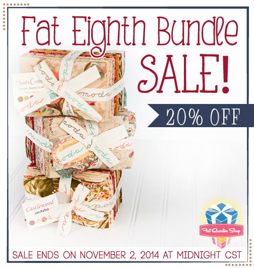Sale at Fat Quarter Shop