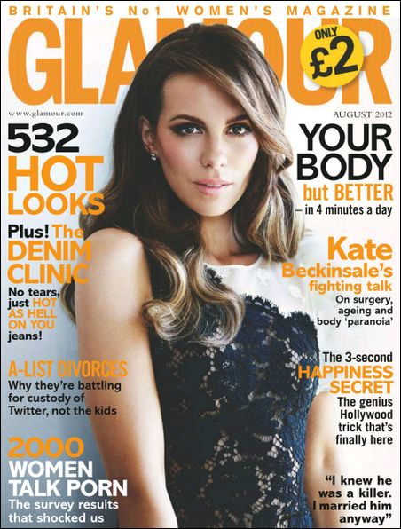 Glamour UK Magazine